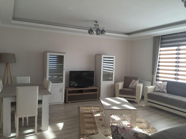 Canary Residence Kaşüstü 29 - Pelitli Belediyesi - Apartment