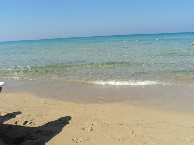 spiaggia vicino la casa