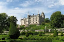 Our favourite is Dunrobin Castle