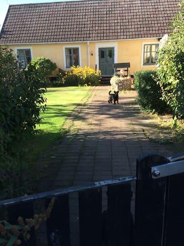 Gårdshuset på Bygatan 20 - Höganäs V - Daire
