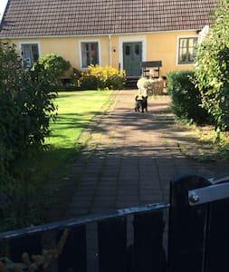 Gårdshuset på Bygatan 20 - Höganäs V - Pis