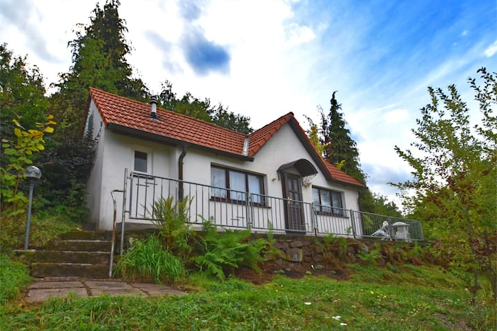 Charming Bungalow in Tabarz/Thüringer Wald with Garden""
