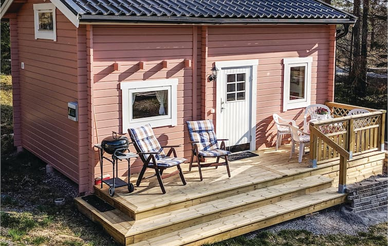 Holiday cottage with 1 bedroom on 30m² in Gusum