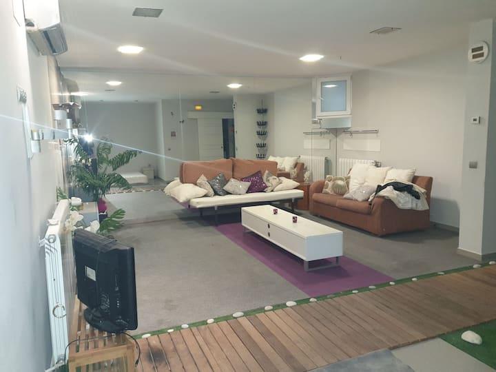 Apartamento interior en ciudad real