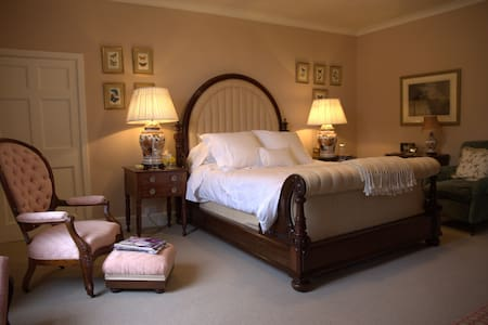 Luxury ensuite King room with full Breakfast!