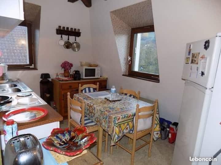 Grand Studio avec vue sur petit Ballon d'Alsace