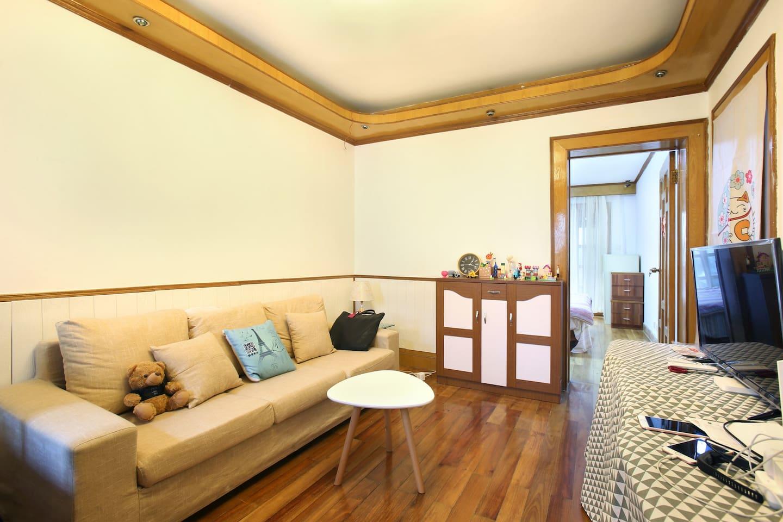 客厅living room