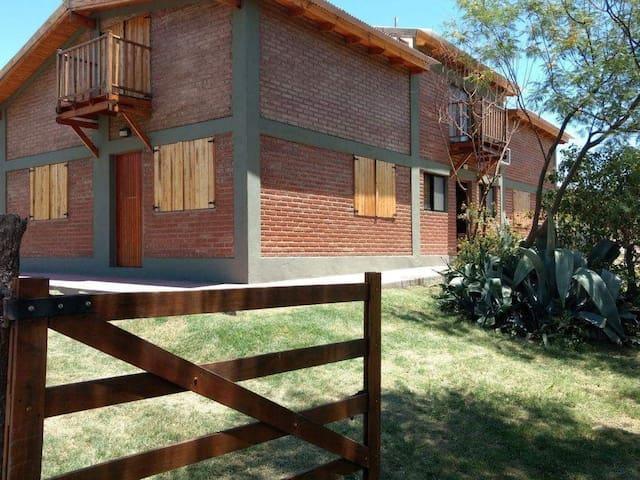 Cabañas hasta 7 huéspedes, San Luis, Argentina
