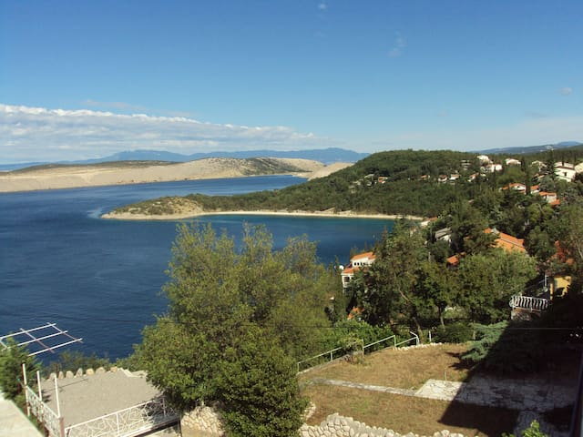 A comfortable apartment 100m from the sea - Jadranovo - Apartment