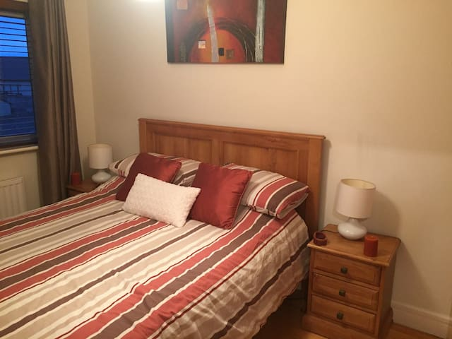 Peaceful & comfortable double room in Claregalway - Claregalway - Dom
