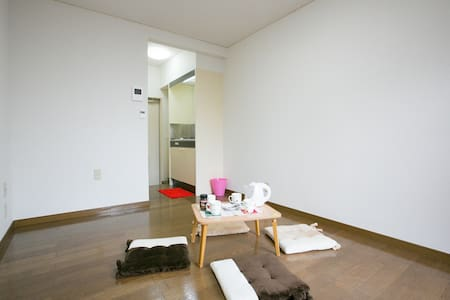 ★Shinjuku★Entire Clean Free wifi Nice Location - Suginami