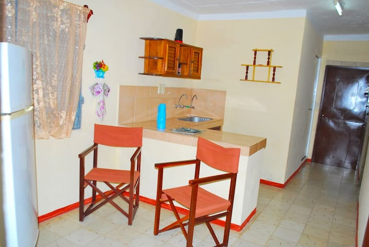 Casa Yoandis y Yuleidy en Casilda, CASA ENTERA - Casilda