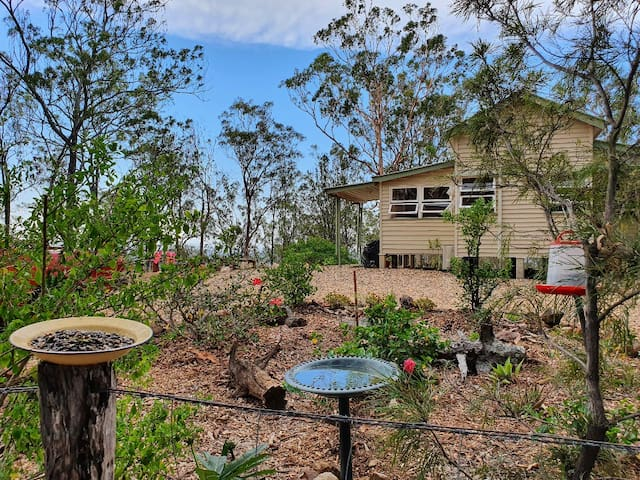 Spotted Gum – Private Mountain Retreat