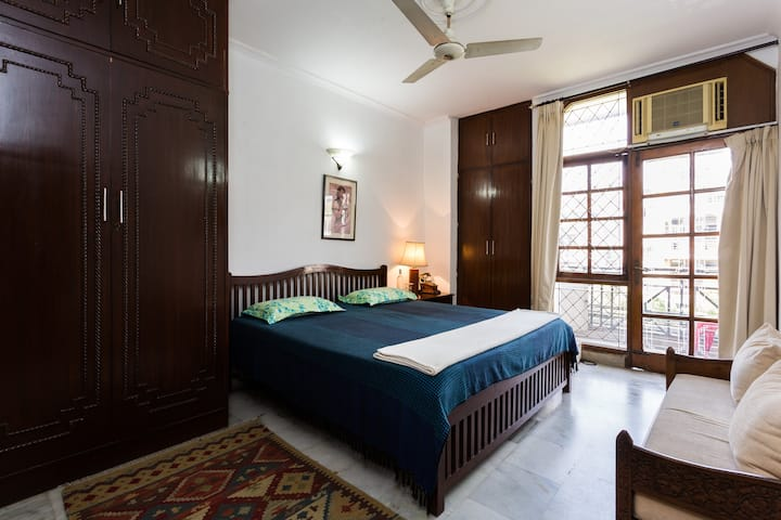 Organic and relaxed homestay