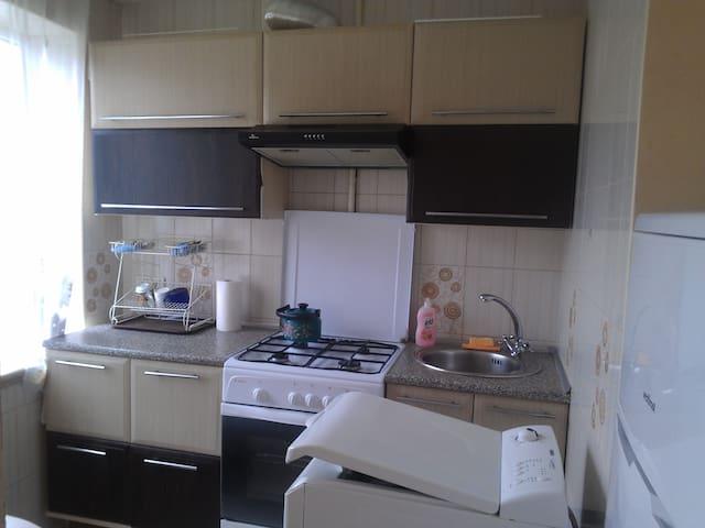 Квартира посуточно в Днепре - Dnipropetrovs'k - Apartment