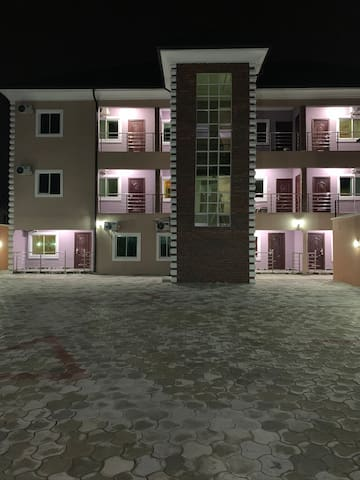 Mangrove Courts 2 bedrooms full service apts