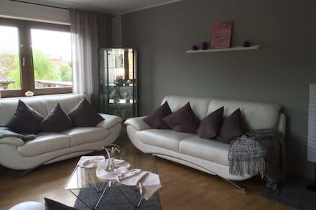 Gemütliche Wohnung Nähe Kaiserslautern - Kaiserslautern - Apartment