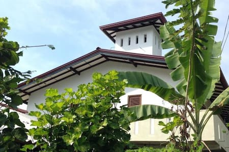 Dream House Double Garden View + shared bathroom - Hikkaduwa - Guesthouse