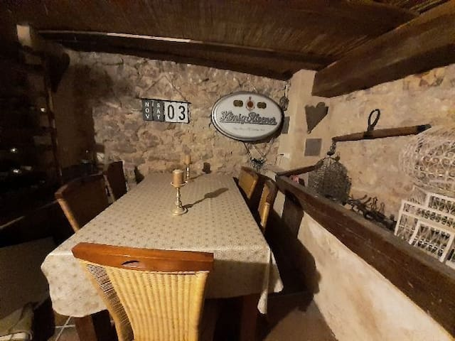 Casa con encanto en el casco antiguo