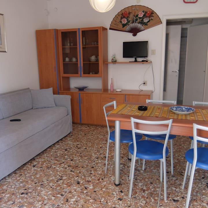 Villa Mucci n. 2  Sabbiadoro condominio frontemare