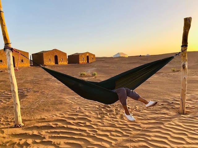 Berber camp & Desert tours