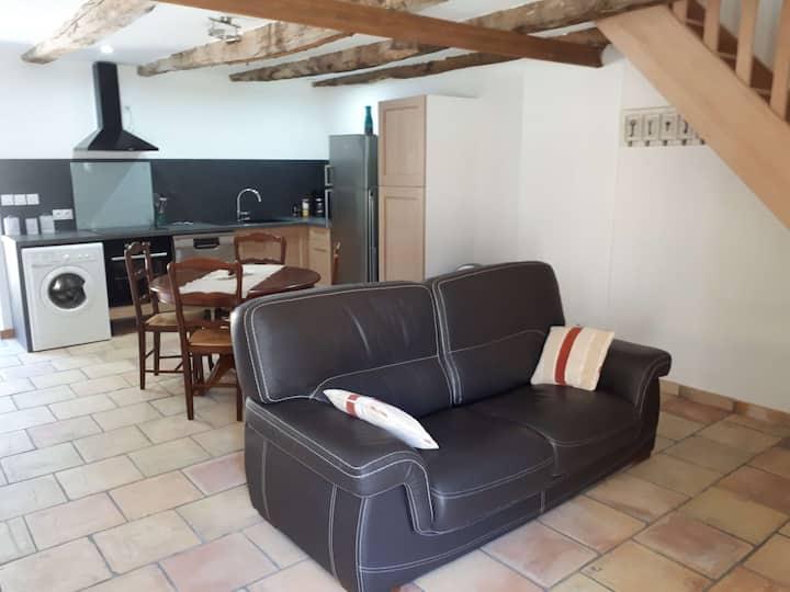 Charmante maison proche Saint-Malo 4 Pers. Piscine