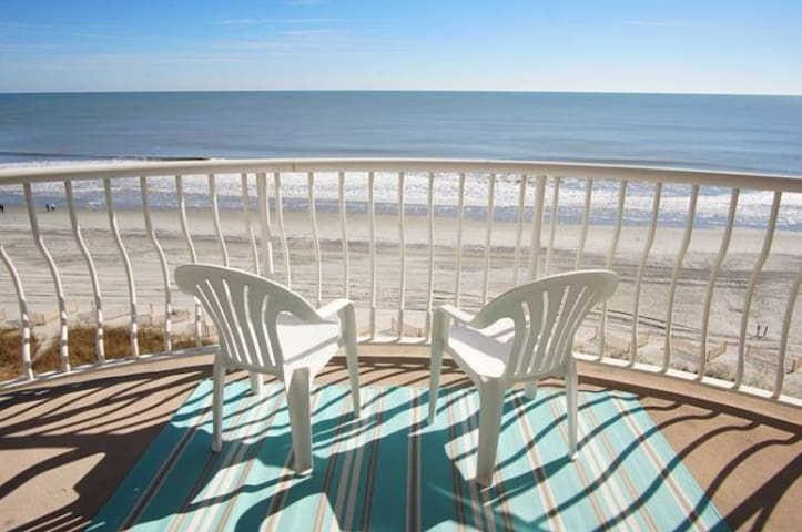 Sanitized and Spectacular View -  Oceanfront Condo