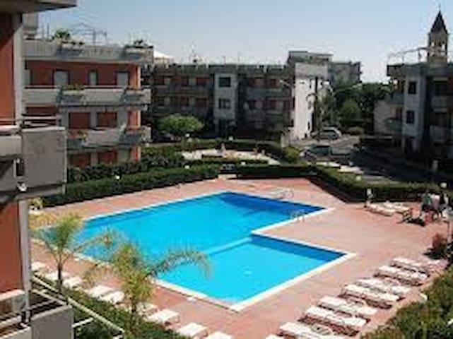 Casa vacanza mare e piscina tra Etna e Taormina