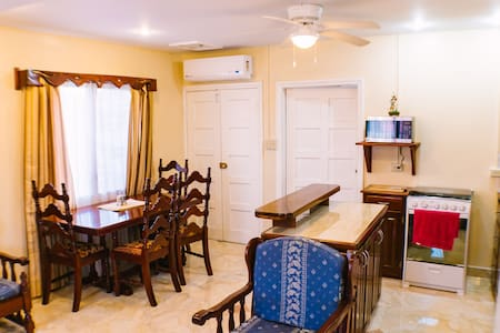 Spacious 2 bedroom Apt in downtown San Ignacio - San Ignacio - Appartement