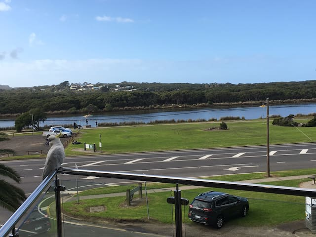 Anglsea Resort 3 Bedroom Unit overlooking River - Anglesea - Apartament