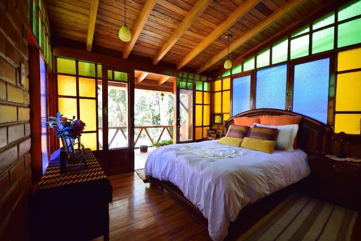 Luxury House close Quito-Cotopaxi-Antizana-Pasocho