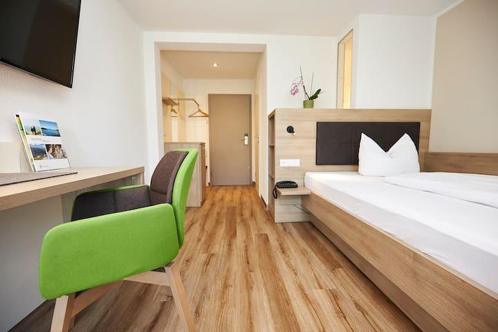 Flair Hotel Grüner Baum, (Donaueschingen), Komfort Einzelzimmer
