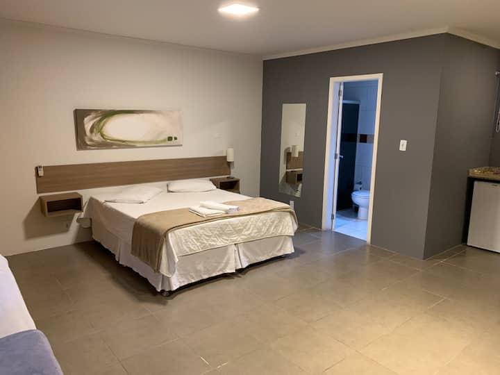 Suite Privativa 5 OK Hostel