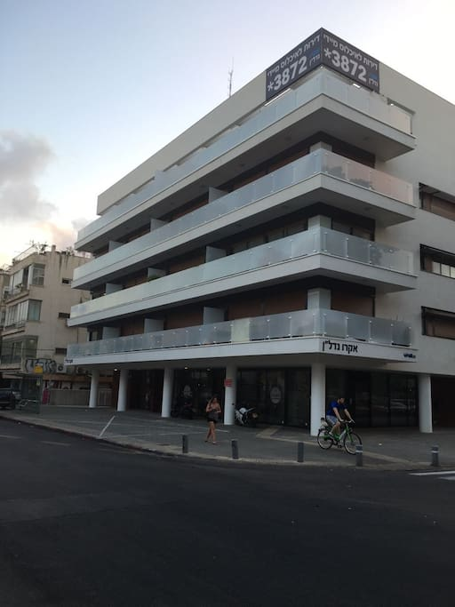New Building - With Balcony