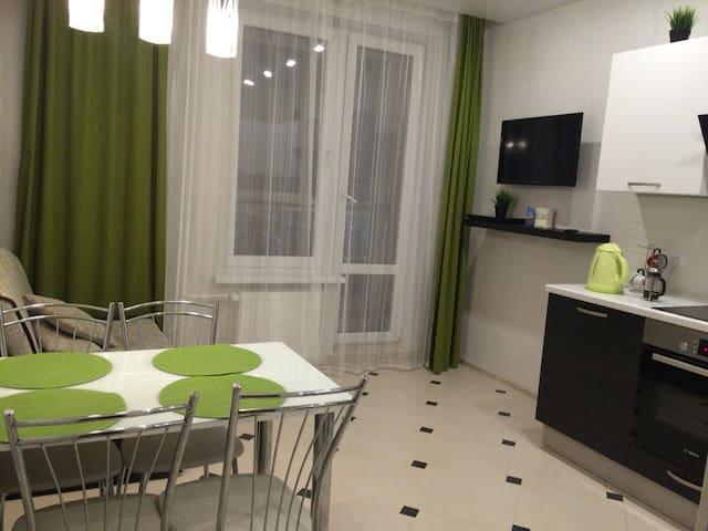 Уютная квартира-студия в 4 км от Москвы