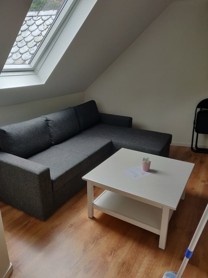 C: New apartment in the Heart of ODDA