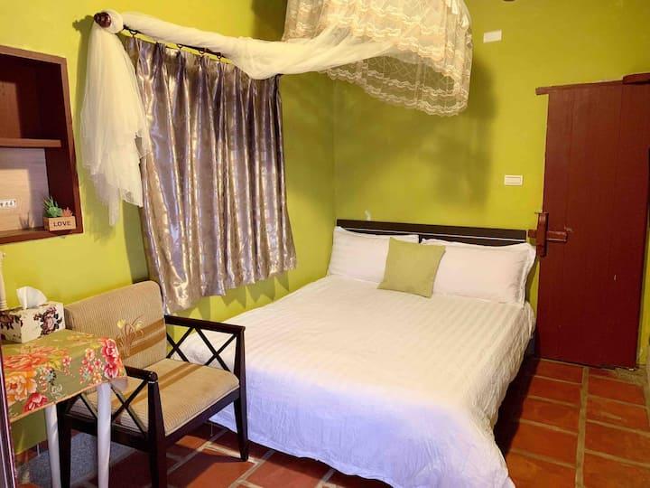 大床2人房-復古風、尋找兒時的記憶
