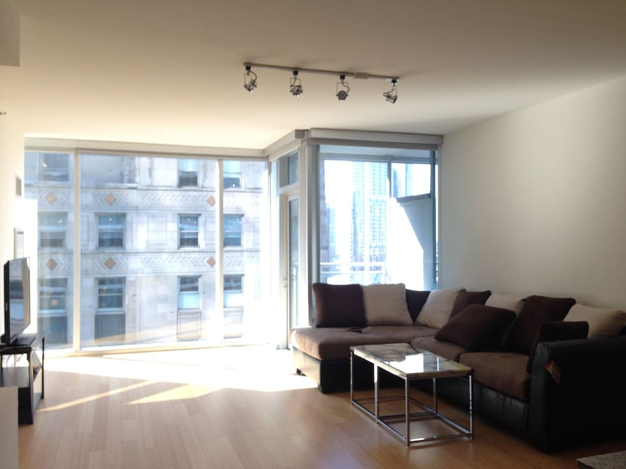 Luxury 1 Bedroom Apartment Heart Of Downtown Apartments For Rent In Chicago Illinois United