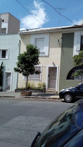 Sobrado Vila Mariana 3 dormitórios