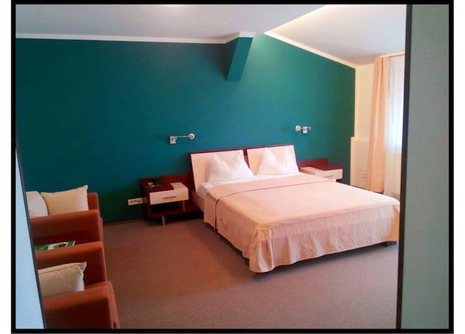 Hotel Baneasa Parc15
