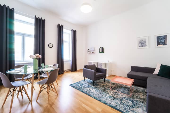 SUPERHOST 1BR ☀ sunny apartment (19)