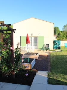 Superbe studio avec terrasse & Wifi