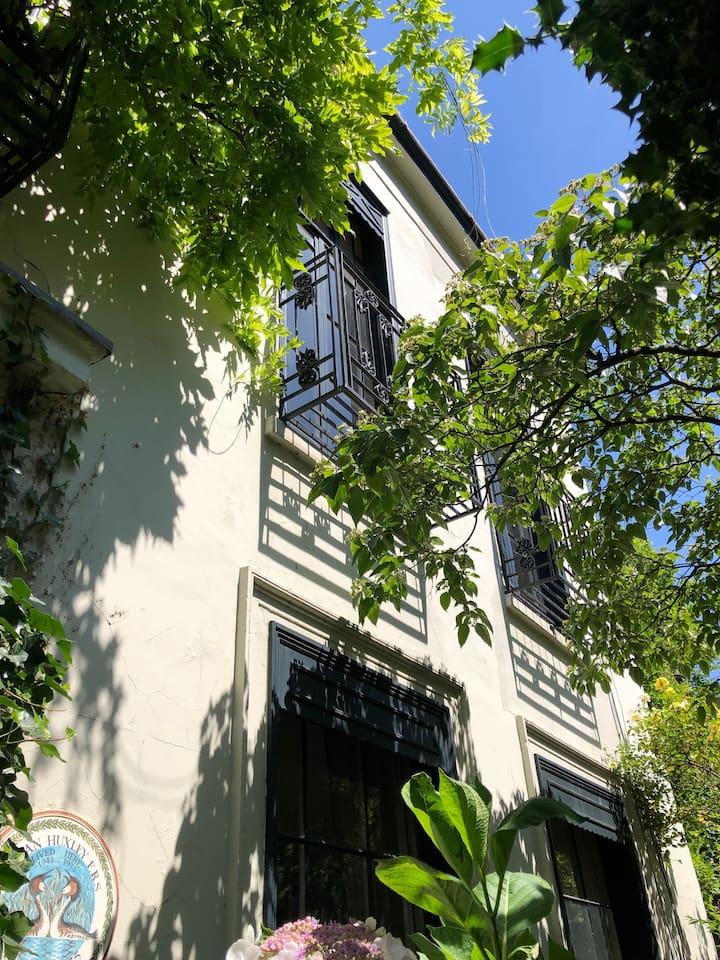 Historic Georgian House in Hampstead