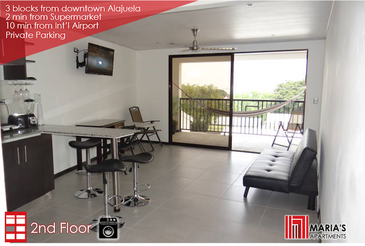 New apartment per day/week/month2 - Alajuela