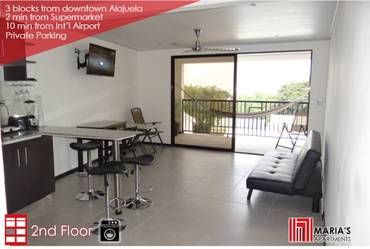 Beautiful apartment in Alajuela downtown 2