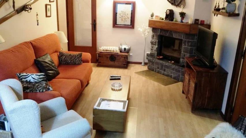 Fantastic Apartment in Benasque, Pyrinees for 5 - Benasque - Apartment