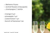 Lovers menu