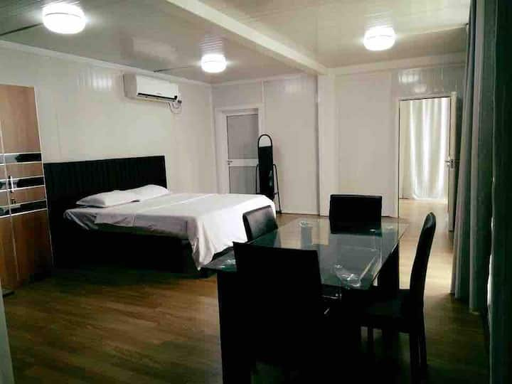 8. FAMOUS KABA AYE PAGODA NEARBY 80 sqm Apartment
