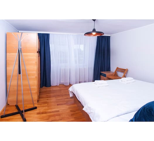 (B) Super cozy double room, 50 meters from the sea - Mangalia - Apartamento