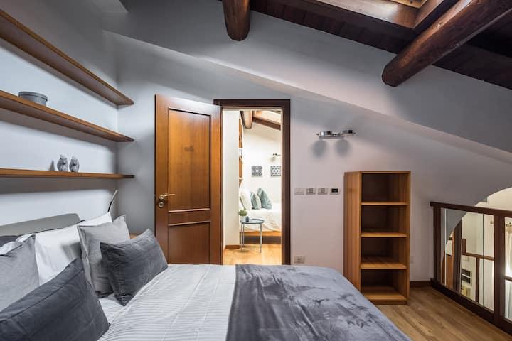Due Torri apartment
